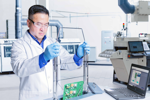 Thien Ionic Contamination Machine